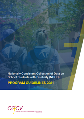 NCCD Program Guidelines 2021
