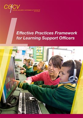 Effective Practice Framework for Learning Support Officers