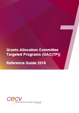 GAC(TP) Reference Guide 2018