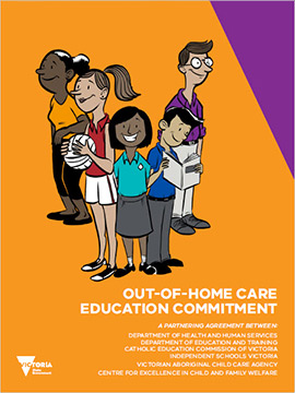 Out-of-Home Care Education Commitment