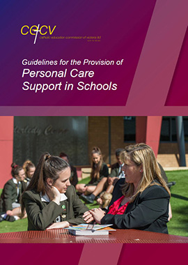 Guidelines for the Provision of Personal Care Support in Schools
