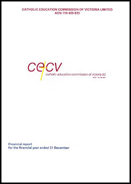 CECV 2017 Financial Report